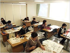 日本橋教室の様子